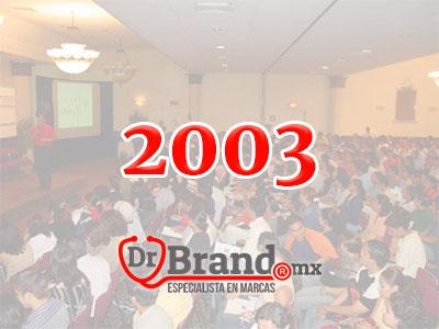 Eventos 2003